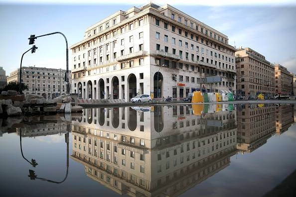 Alluvione a Genova: allerta 2 fino alla mezzanotte di domani