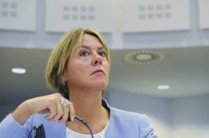 BELGIUM-EU-EBOLA MEETING
