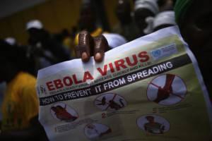 Campagna di prevenzione in Liberia (John Moore/Getty Images)