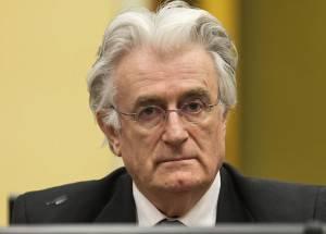 Radovan Karadžić (Getty images)