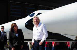 Richard Branson (FREDERIC J. BROWN/AFP/Getty Images)