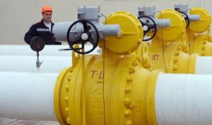 Tubature Gas Russia (Getty Images)