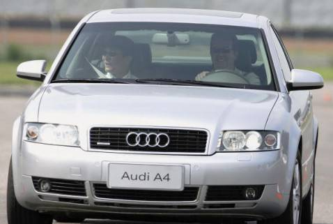 Audi A4 (Cancan Chu/Getty Images)