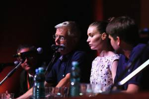 "Regista e cast di ""Trash"" (Ernesto Ruscio/Getty Images)"