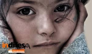 Immagine Campagna Indifesa di Terre des Hommes (screen shot sito internet della campagna)