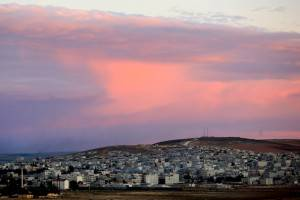 Città di Kobane (Getty images)