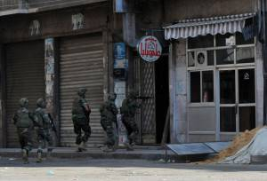 Esercito libanese a Tripoli (Getty images)