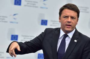 Matteo Renzi (GIUSEPPE CACACE/AFP/Getty Images)