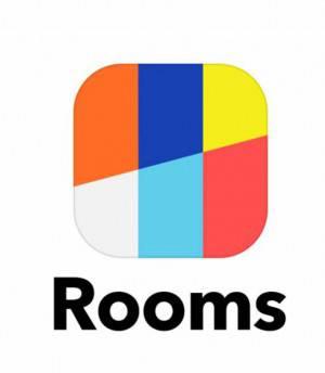 App Rooms, screenshot Techcrunch.com