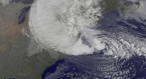 sandy 478x258 In arrivo la 'Tempesta mostruosa' sull'Europa: le nuvole coprono tutto loceano atlantico