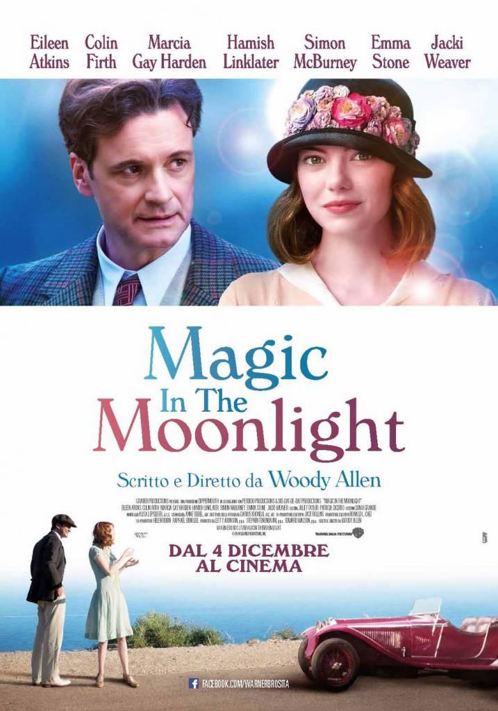 """""""Magic in the Moonlight"""": il nuovo film di Woody Allen"""