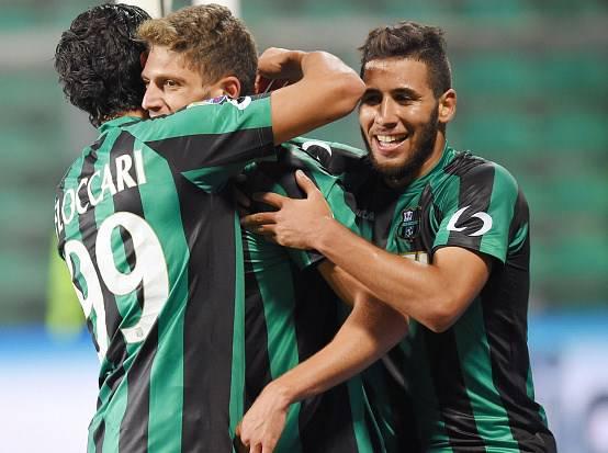 Il Sassuolo non è più una sorpresa: 2-1 all'Hellas