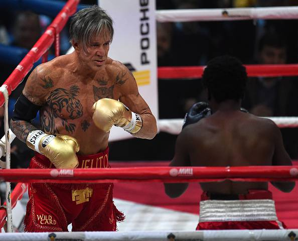 Mickey Rourke (getty images)