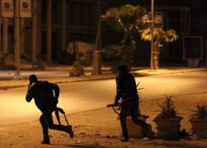 LIBYA-POLITICS-UNREST