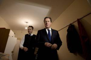 David Cameron Rushes Through New Immigration Measures