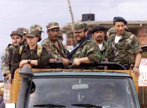 In Colombia riparte la guerriglia