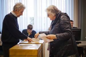 Elezioni in Svizzera (getty images)