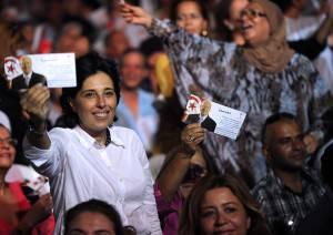 TUNISIA-VOTE-CAMPAIGN-PARLIAMENT-ESSEBSI
