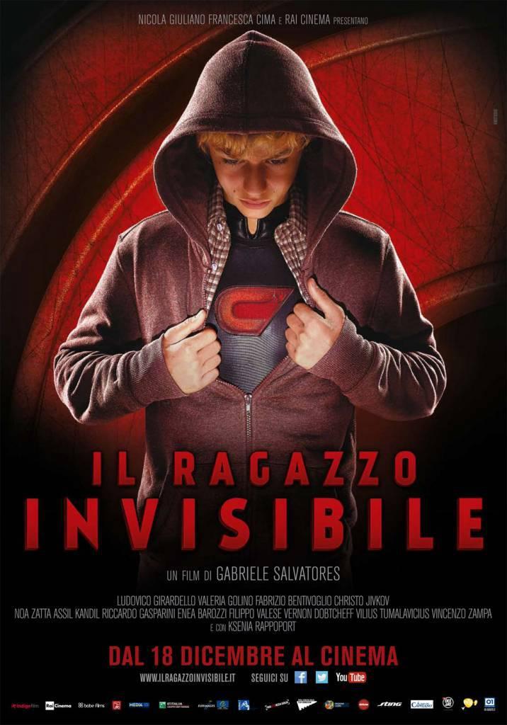 """""""Il ragazzo invisibile"""": il nuovo film del regista premio Oscar® Gabriele Salvatores"""