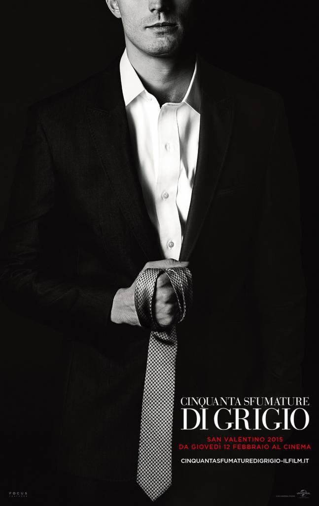 """""""Cinquanta sfumature di grigio"""": due poster e teaser trailer"""
