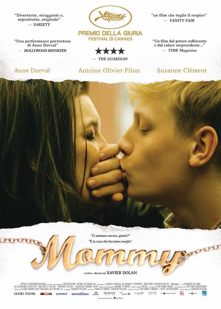 """Sbarca in Italia """"Mommy"""", il film vincitore del Premio della Giuria al Festival di Cannes"""