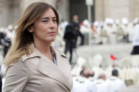 Maria Elena Boschi (Franco Origlia/Getty Images)