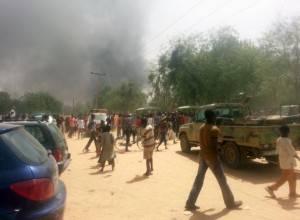 Nigeria Kamikaze