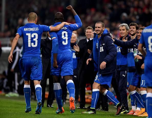 Okaka, gioia per Genova: Italia – Albania 1-0