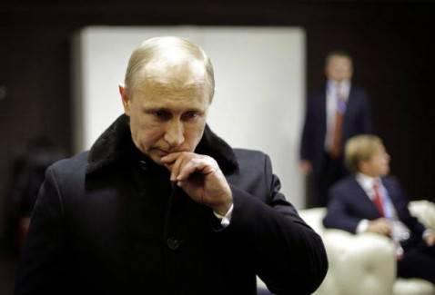Il presidente russo Vladimir Putin (David Goldman/Getty Images)