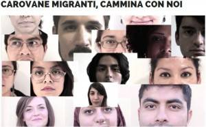 Carovana Migranti (screen shot sito carovanemigranti.org)