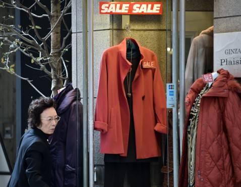 Economia Giappone (YOSHIKAZU TSUNO/AFP/Getty Images)