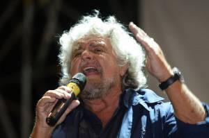 Beppe Grillo (Filippo Monteforte- Getty images)