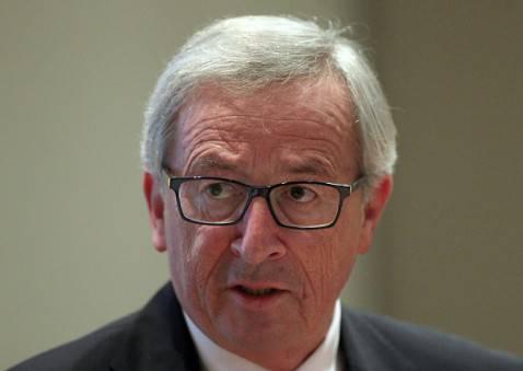 Il presidente della Commissione Ue Jean-Claude Juncker (DANIEL ROLAND/AFP/Getty Images)