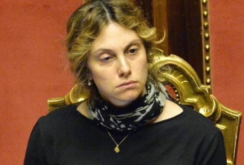 Il Minstro della Pubblica Amministrazione Marianna Madia (ANDREAS SOLARO/AFP/Getty Images)