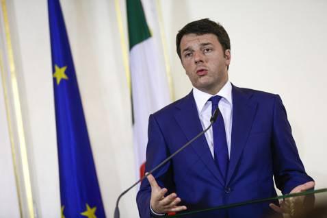 Premier italiano Matteo Renzi (Patrick Domingo/AFP/Getty Images)