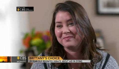 Brittany Maynard (screenshot Youtube)