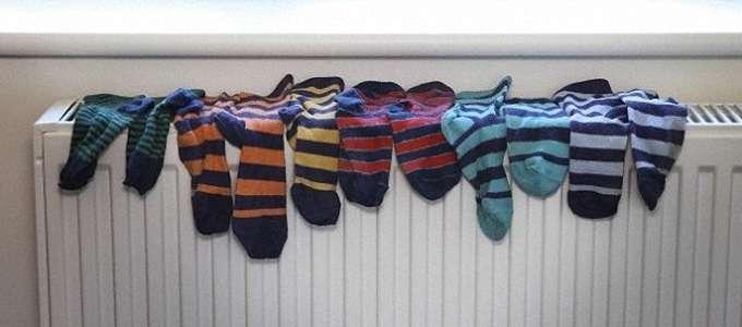 Gli esperti lanciano l 39 allarme asciugare i panni in casa - Asciugare panni in casa ...