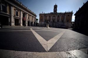 Campidoglio, Roma (Filippo Monteforte/Afp/ Getty images)