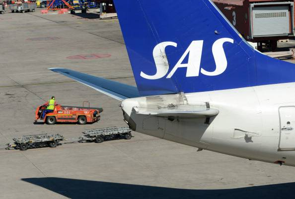 Un rappoorto ELN rivela: aereo scandinavo e caccia russo sfiorarono una collisione