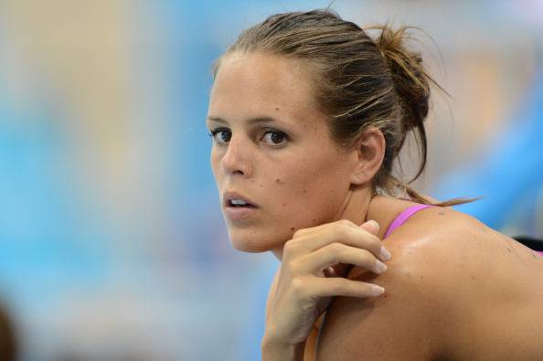 Laure Manaudou (getty images)