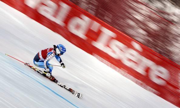 Sci alpino a Val d'Isere lo scorso anno (getty images)