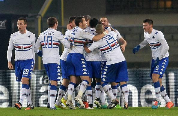 Serie A, la Samporia sale al quarto posto, il Chievo supera il Cagliari: il resoconto dei posticipi