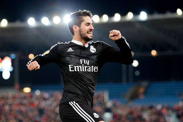 Isco (getty images)