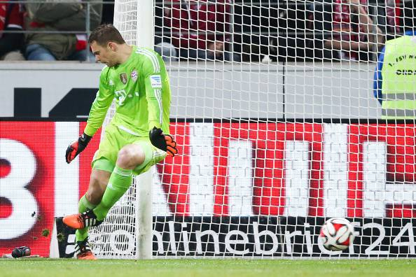 Manuel Neuer (getty images)