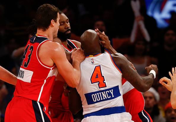 New York Knicks-Washington Wizard (Getty images)