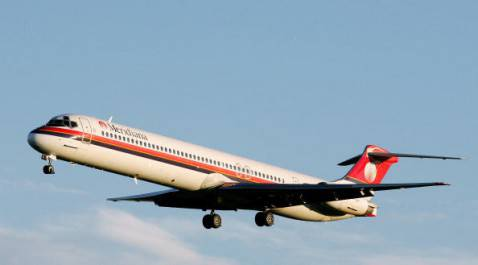 Aereo Meridiana (PACO SERINELLI/AFP/Getty Images)