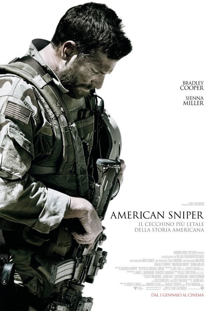 """""""American Sniper"""": recensione"""