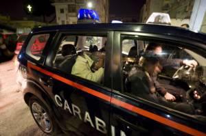 Carabinieri a Napoli (Getty images)