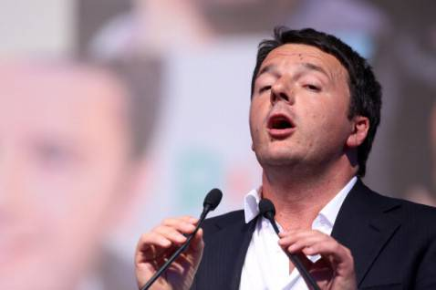 Matteo Renzi (Franco Origlia/Getty Images)