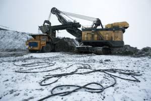Miniera in Siberia (Getty images)
